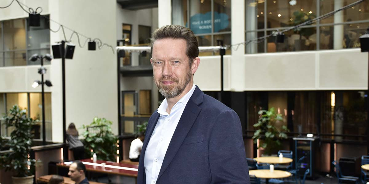 image of hannes helander from connect sverige